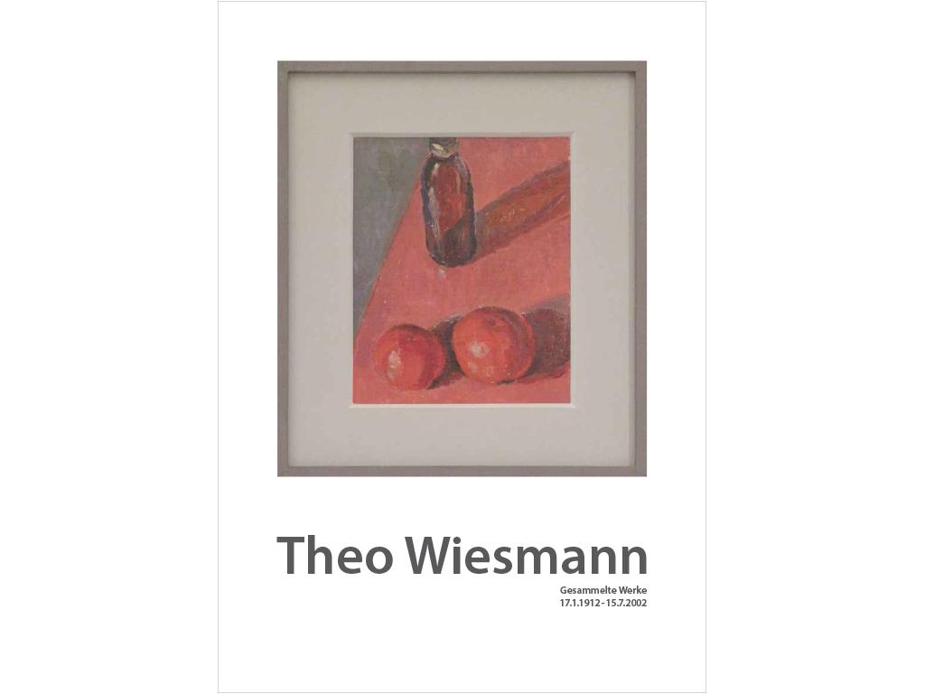 Kunstbuch Theo Wiesmann