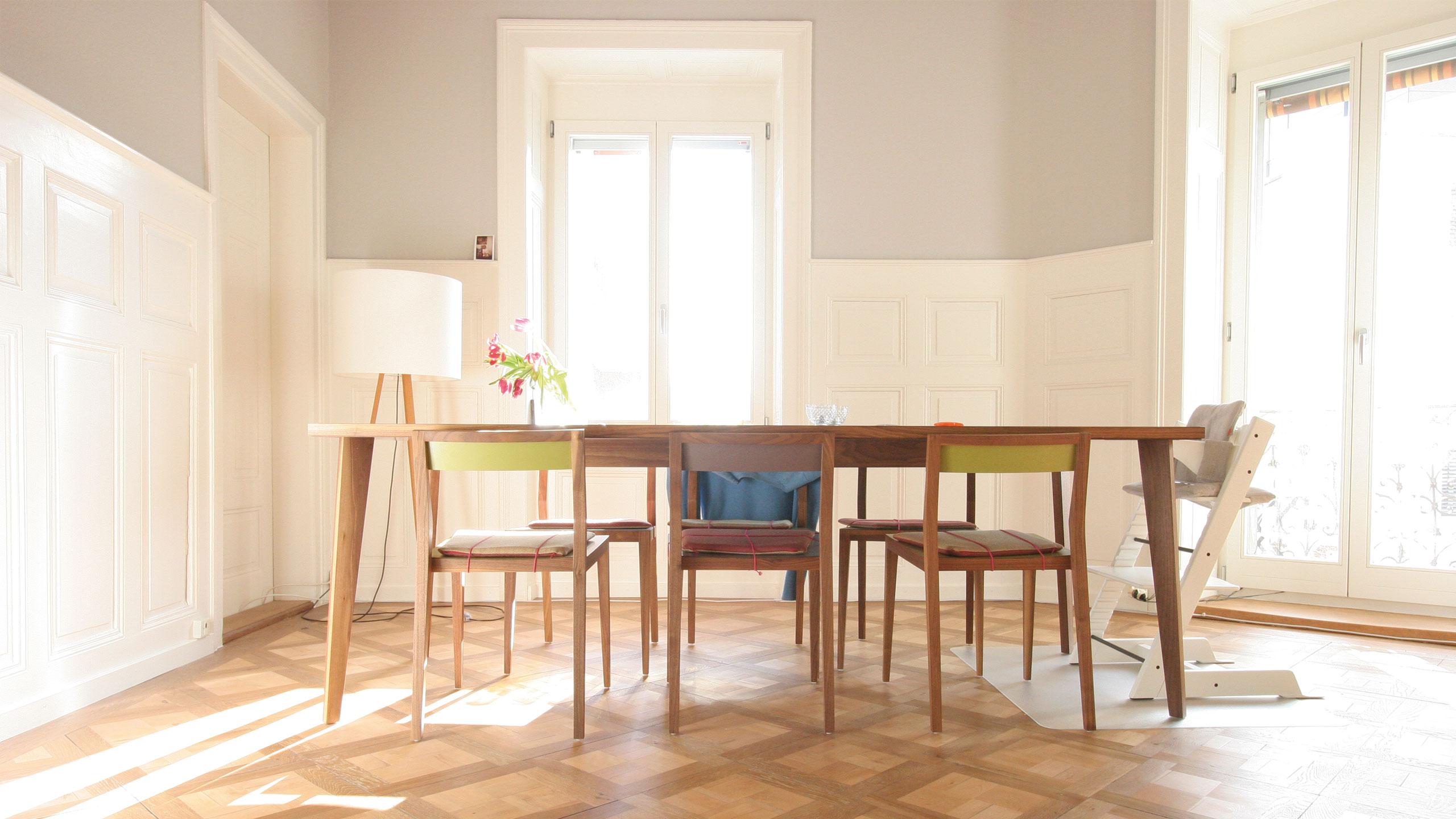Wohnhaus Englischviertelstrasse | Sonderegger Architekten