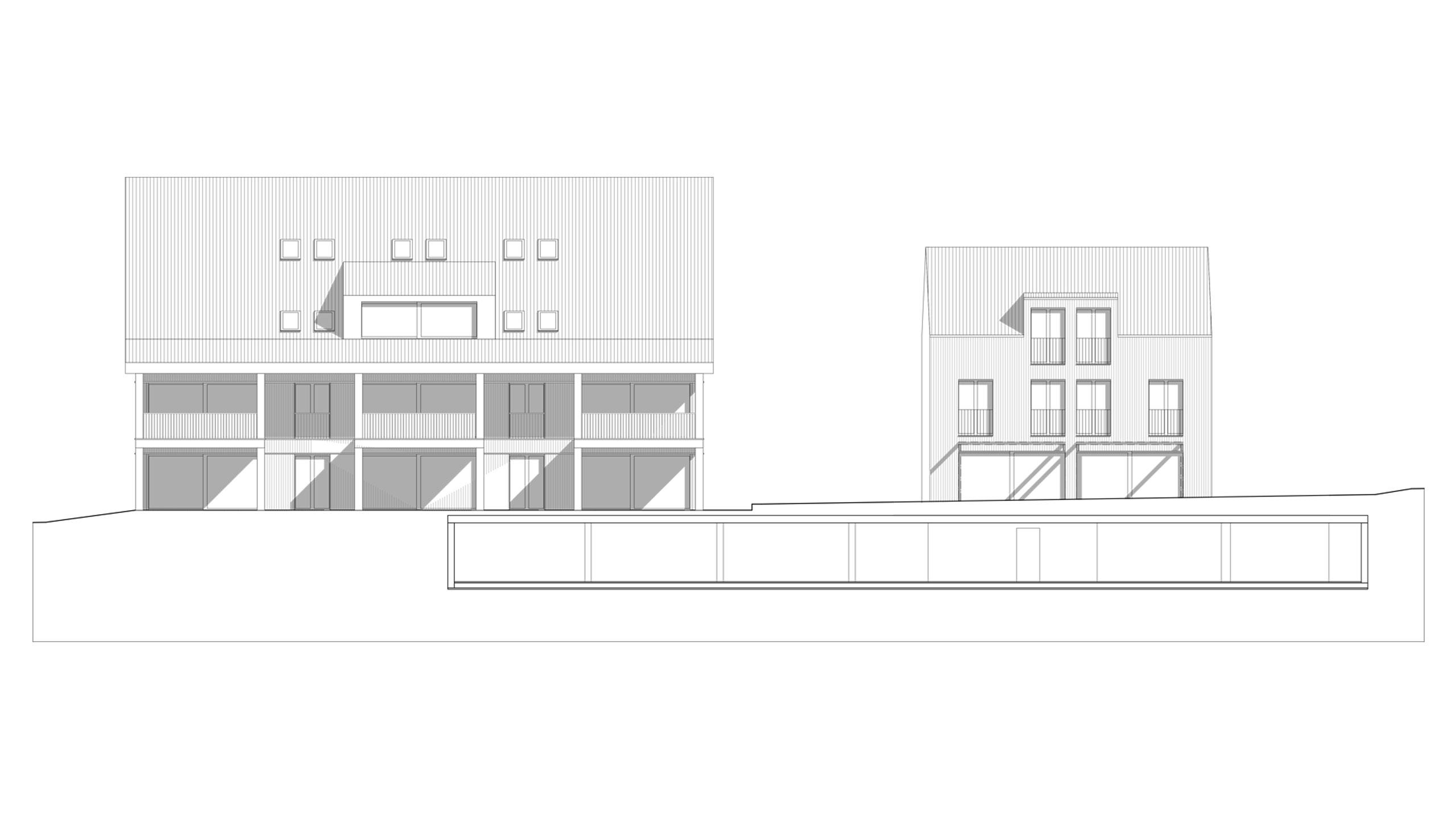 Mehrfamilienhaus Hittnau