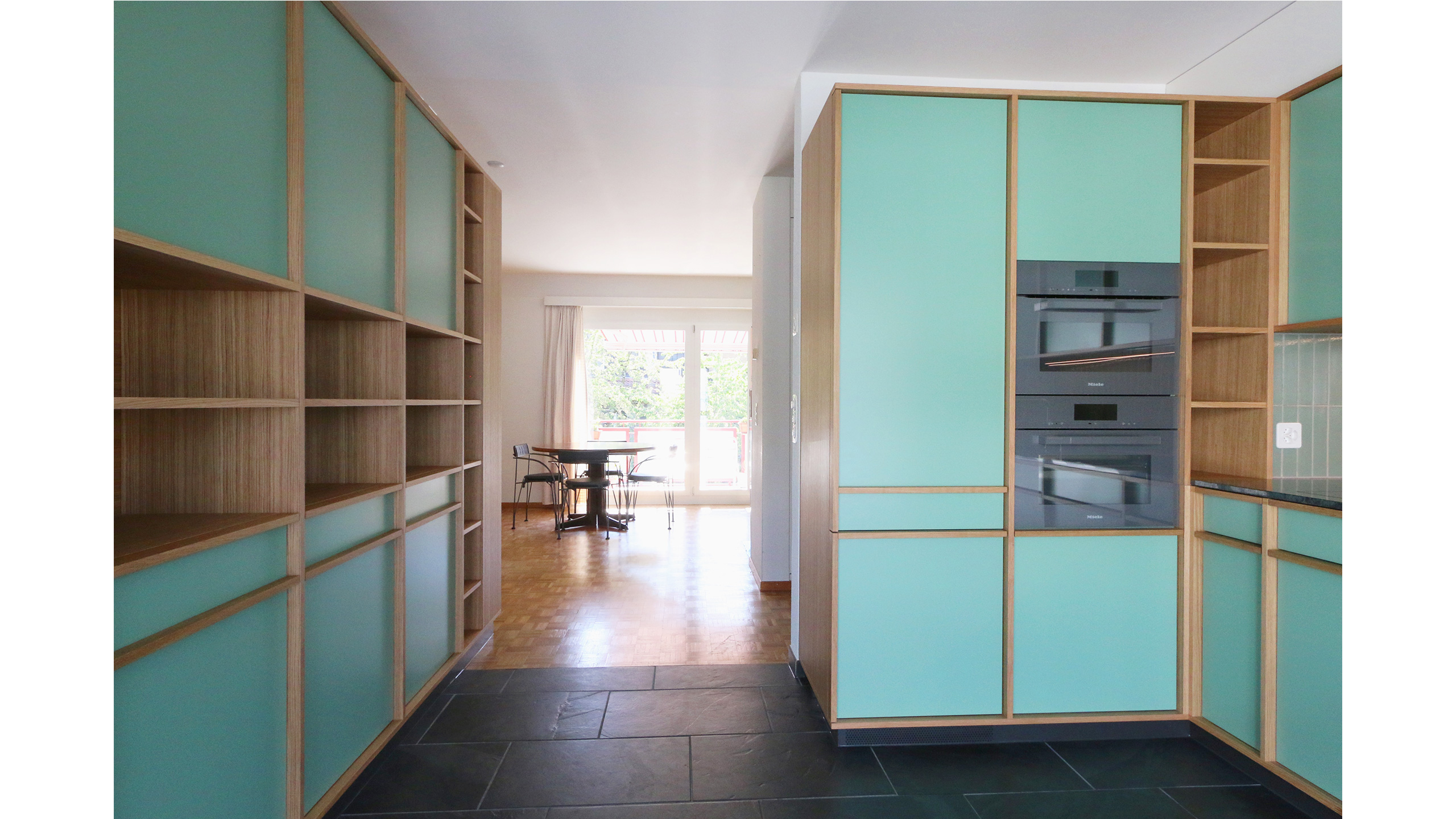 Umbau Küche Sonderegger